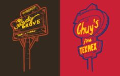 Shady Grove and Chuys. Miss these spots. / Reagan Ray