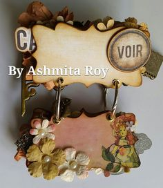 How To: use all the scraps on your craft table.this is an awesome dea you gotta try this