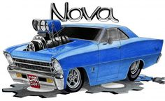 Lyle Brown - Chevy II