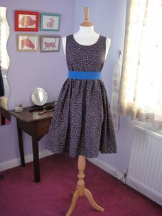 summer dress for the occassional british heatwave :)