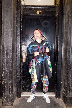 Terry Richardson's Diary — Jared in Soho #6