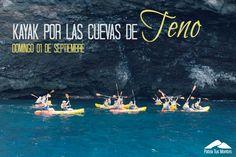 Kayak en Teno
