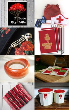 Gifts Under $50 by Dawn Whitehand on Etsy--Pinned with TreasuryPin.com #awtreasuries
