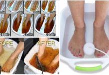 Foot Detox : How To Flush Toxins From Your Body Through Your Feet