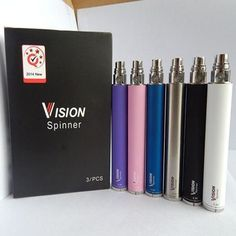 Vision Spinner Ego C Twist Electronic Cigarette Ego-c Twist Battery 1300 Mah Variable Voltage 3.3-4.8V Best Choice Free Shippin ^^12 from Daryo123,$5.89 | DHgate.com