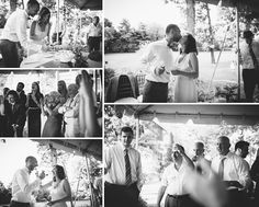 A Hudson Valley Wedding at the Elmrock Inn in New Paltz | { Hudson River Photographer } Hudson Valley Wedding Photographer, New York Wedding...