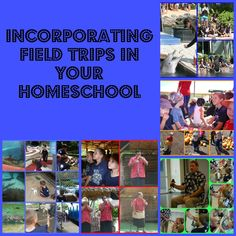 8 Ways to Incorporate Field Trips into your Homeschool - One of the major benefits we love about homeschooling is REAL life learning. Field Trips is a great way to take full advantage of the world around us in our homeschooling endeavors. Here are some tips to incorporating field trips into your homeschooling -