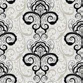 Found it at Wayfair - Christel Vanessa Henna Brocade Scroll Wallpaper