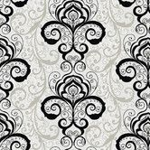 Found it at Wayfair - Christel Vanessa Henna Brocade Scroll Wallpaper