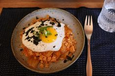 Bap Story: Kimchi Fried Rice (Kimchi Bokkumbap)