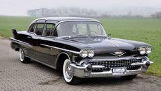 1958 Cadillac Fleetwood limousine