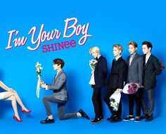 SHINee I'm Your Boy