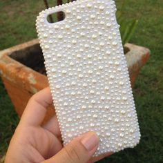 Veja nosso novo produto CASE DE SILICONE PÉROLA PARA IPHONE 6 ! Se gostar, pode nos ajudar pinando-o em algum de seus painéis :)