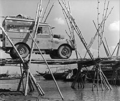 Land Rover Series I - Oxford Expedition - 1955 - Overlandia