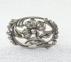 Vintage Danecraft Felch Sterling Silver by SultanaVintageJewels