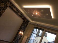 luxury bedroom Plasterboard, Luxurious Bedrooms, Ceilings, Windows, Crystals, Luxury, Design, Art, Luxury Bedrooms