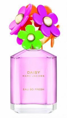 Marc Jacobs Daisy Sunshine Edition, just got this today, smells so good instantly improved my mood:-) Daisy Eau So Fresh, Marc Jacobs Daisy, Summer Scent, Happy Birthday Cards, Pink And Green, Lavender, Perfume Bottles, Fragrances, Sunshine