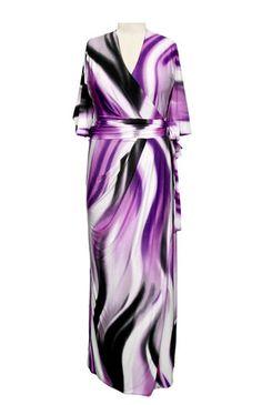 The April Dress in Purple Rain