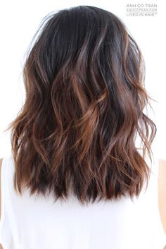 F A L L // C H I C Cut/Style: Anh Co Tran • IG: @Anh Co Tran • Appointment inquiries please call Ramirez Tran Salon in Beverly Hills at 310.724.8167. #dreamhair #hairbyanh #fallhair2015 #fantastichair #amazinghair #anhcotran #ramireztransalon #waves #besthair2015 #livedinhair #coolhaircuts #coolesthair #trendinghair #model #movement #fallhaircut2015 #favoritehair #haircuts2015 #besthair #ramireztran #shorthair #brunette #collarlength