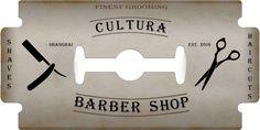 Cultura Barbershop logo