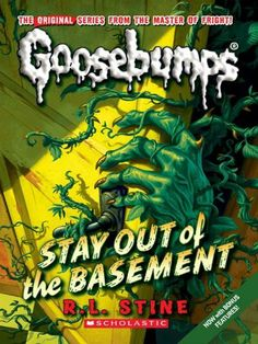 Classic Goosebumps #22: Stay Out of the Basement by R.L. Stine. $5.03. 163 pages. Publisher: Scholastic Paperbacks; Reprint edition (November 1, 2011)
