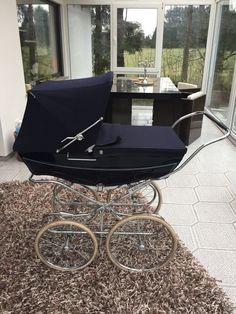 Wir verkaufen hier einen original Silver Cross Kinderwagen.<br />Die Babywanne ist groß und...,Silver Cross Nostalgie Kinderwagen in Rheinland-Pfalz - Landstuhl