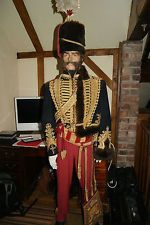 Hussars (Prince Albert's own) Full dress Officers uniform Troops, Soldiers, Crimean War, Prince Albert, Napoleonic Wars, British Army, Military History, All About Time, Empire