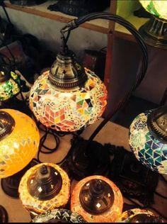 Otantik turk lambalari