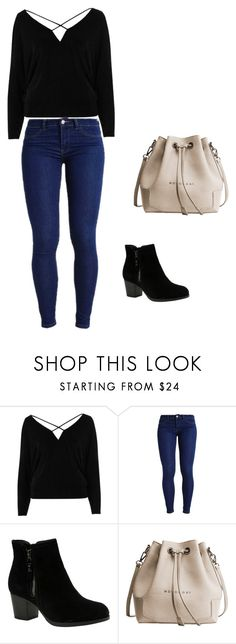 """Schooloutfit #12"" by thisisnotjs on Polyvore featuring River Island and Skechers"