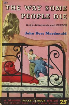 In his 1951 novel, novelist Ross Macdonald sends detective Lew Archer into San Francisco's Tenderloin. Here's what he found.