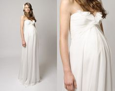 Tina Mak Bridal Gowns - nice dress even if not pregnant