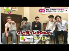 One Direction on Non Stop (COME TO ME ) skip to 8:45