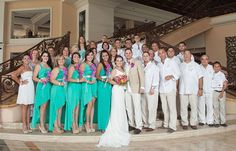 Cristina & Nickberto's destination wedding in Punta Cana, Punta Cana beach wedding, Punta Cana wedding ideas @destweds