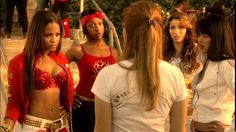 christina milian hair straight fight to the finish bring it on