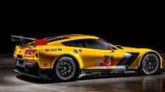 In popular and modern Corvette won the class at 24 Hours of Le Mans and new model is the best racing Corvette yet. Chevrolet Corvette Stingray, 2015 Corvette Z06, Audi, Bmw, Porsche, Bugatti 2017, Sport Cars, Race Cars, Gt Cars