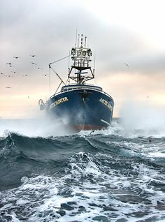 [Untitled- The Bering Sea]