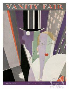 Eduardo García Benito para Vanity Fair, 1928