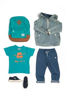 Shop The Look @ Little Hanbury