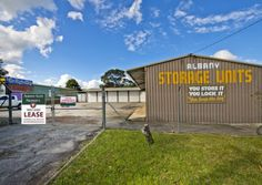 90 Chester Pass Road, storage units in Albany Australia Albany Australia, Storage Units, Real Estate Agency, Chester, The Unit, Outdoor Decor, Real Estate Office
