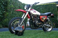 Project XT500 Supermoto - Page 2 - ADVrider