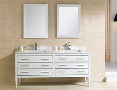 furniture impressive corner vanity double sink using rectangular undermount basin with white marble countertops and laminated wood cabinets…