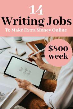 Earn Money From Home, Earn Money Online, Online Jobs, Way To Make Money, Student Jobs, Jobs For Students, Online Work From Home, Work From Home Jobs, Making Money Teens
