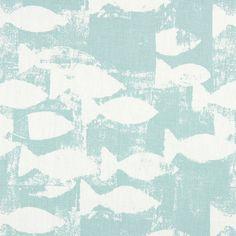 Prestigious Textiles Pickle Shoal Fabric Collection 5765/707 5765/707