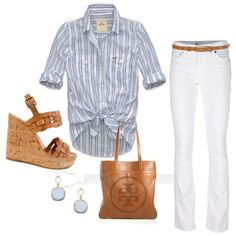 Summer, created by honeybee20 on Polyvore