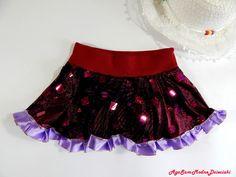 Spódnica dla dziewczynki R. 12-18mcy