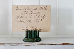 Vintage Metal Flower Frog Spikes Pins by hilltopcottage on Etsy