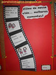 A MINHA MÃE É UMA ESTRELA Movie Themes, Party Themes, Hollywood Theme, 50th Party, Creative Journal, Handmade Birthday Cards, Classroom Decor, Kids And Parenting, Fathers Day