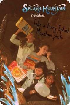 Breakfast on Splash Mountain. My family's Splash Mountain photos are boring in comparison. Stupid Funny Memes, Hilarious, Funny Stuff, Splash Mountain, Roller Coaster Pictures, Roller Coasters, Rollercoaster Funny, Humor Disney, Funny Memes