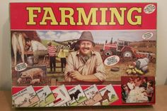 Farming #vintage boardgame #1982, complete, free #postage ,  View more on the LINK: 	http://www.zeppy.io/product/gb/2/112179607306/