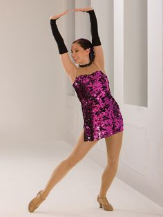 Electric Feel - Style 0302 | Revolution Dancewear Jazz/Tap Dance Recital Costume